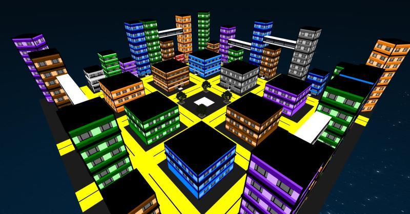 New Meta City on Kitely